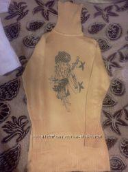 Туника , свитер  для беременных