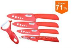Набор ножей керамических по распродаже , набор для мастики ине толь