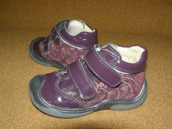 Ботинки демисезонные Bartek 21 размер