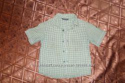 Рубашка в мелкую клеточку
