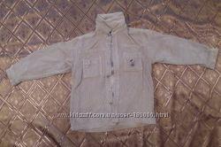 Рубашка вельветовая на мальчика