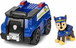 Щенки Paw Patrol базовые модели с машинками