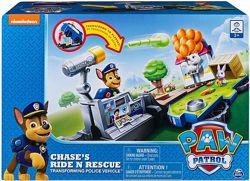 игровой набор полицейская машина Чейза PawPatrol