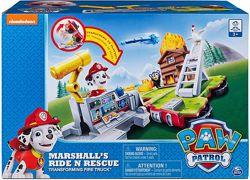 Игровой набор пожарная машина Маршала, Paw Patrol