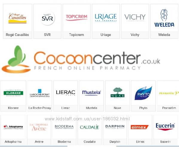 Аптечная косметика из Франции Cocooncenter цена сайта