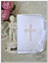 Конвертики - мешочки для первого локона в подарок или для крещения
