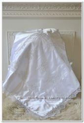 Восхитительный  конверт-одеяло или плед на выписку Премиум.