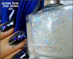 Лак для ногтей Golden Rose Jolly Jewels