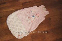 Очень красивый спальный мешок на девочку 0-6 месяцев, Zip Zap