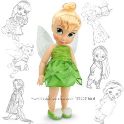Кукла фея малышка Тинкер Белл, Звоночек, Динь-Динь. Оригинал Дисней.