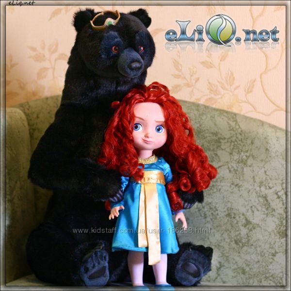 #10: Элинор сидя, Мерида