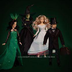 Оз Великий и Ужасный. Куклы Глинда, Эванора. Oz Disney