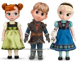Малышки  Анна, Эльза и Кристоф. Холодное сердце. Дисней.