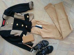 Красивый пиджак с пуговицами сердцами стиль MOSCHINO покупала в Америке