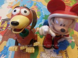 Микки Маус ракета Fisher-Price и Disney Pixar Toy Story Slinky Dog