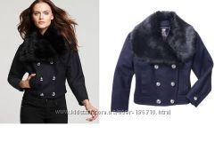 Juicy Couture Wool пальто-пиджак Jacket-оригинал с Америки-348у. е.