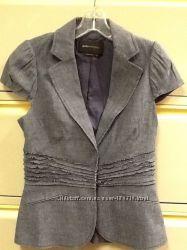 BCBGMAXAZRIA пиджак с коротким рукавом