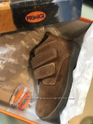 PRIMIGI ботинки на широкую ножку и подъем 18. 6-19. 5 см, eu30