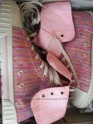 Gola Daze кеды Pink US 9, eur 40-40. 5 - 26 см. стелька, с Америки