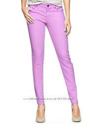 GAP новые джинсы Gap 1969 always skinny skimmer jeans