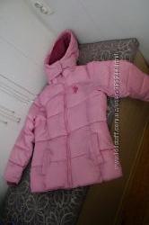 Куртка зима, деми, для девочки U. S. Polo Assn