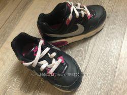 Nike air max кроссовки оригинал uk7 , 24 размер