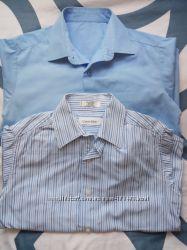 Фирменные рубашки на 8 лет
