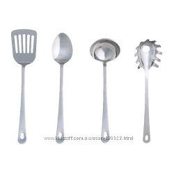 Кухонные принадлежности ГРУНКА, 4 предмета. ИКЕА
