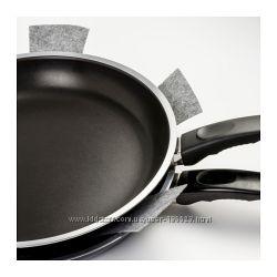 Протектор для сковороды БЕДЁМА, 2 штуки. ИКЕА