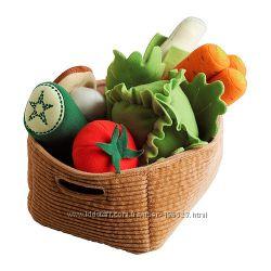 Овощи ДУКТИГ, 14 предметов. ИКЕА