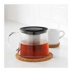 Заварочные чайники РИКЛИГ. ИКЕА