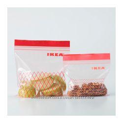 Пластиковые пакеты для заморозки ИСТАД. ИКЕА
