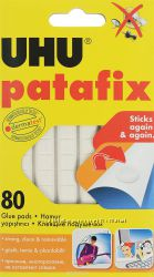 Patafix для крепления декора, рисунков, держат вес 1-3 кг, без следов