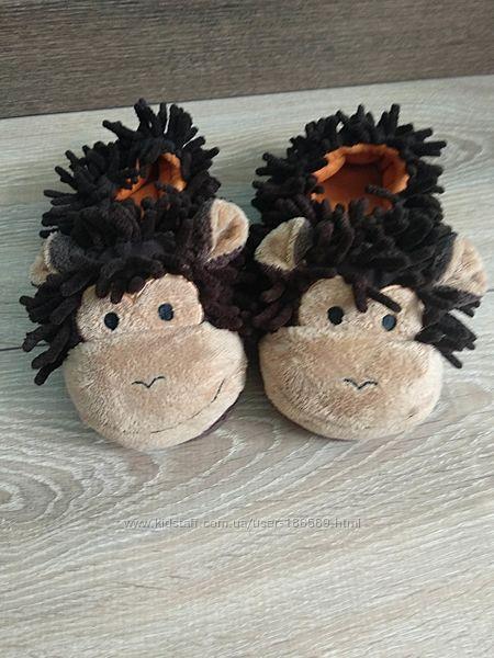 Тапочки обезьянки