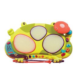 Музыкальная игрушка  Квакафон свет, звук. Низкая цена