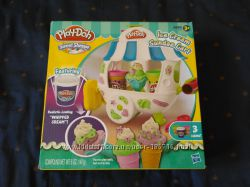 Набор для лепки Play-Doh Фургончик мороженого. Оригинал.