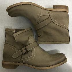 Стильные кожаные ботинки Prof Португалия