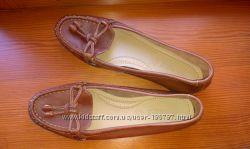 Мокасины, туфли Footglove новые, кожа