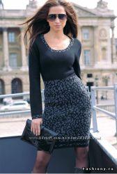 Шикарное тёплое платье  Etincelle Франция