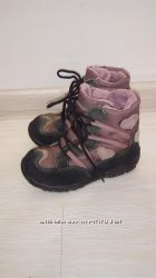 Зимние мембранные ботинки pepino by ricosta Германия