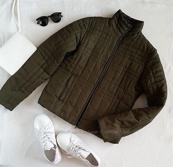 Стеганая базовая куртка vero moda