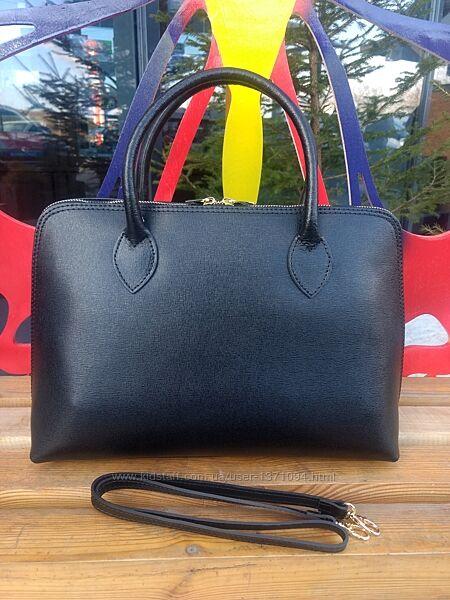Итальянские кожаные сумки вместительные красивые