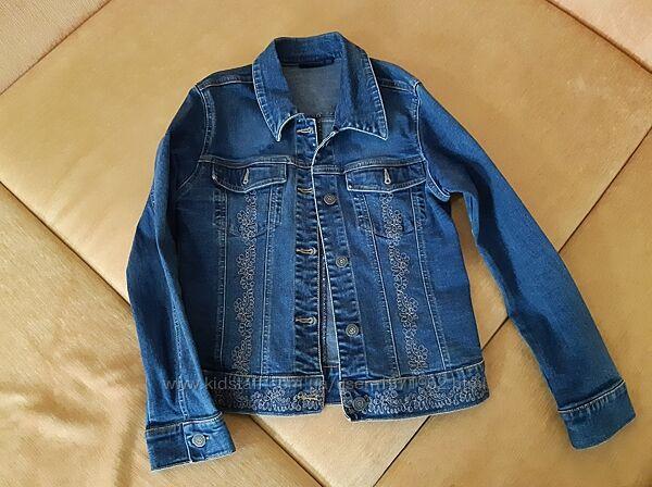 Джинсовая курточка, джинсовка Campus
