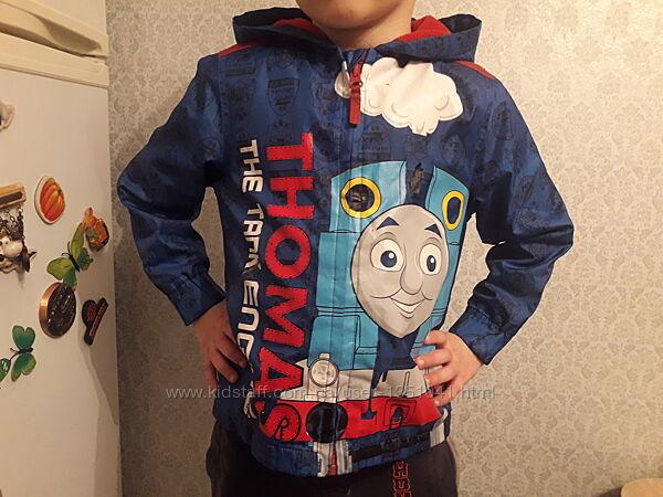 Ветровка дождевик куртка 92-98см TU