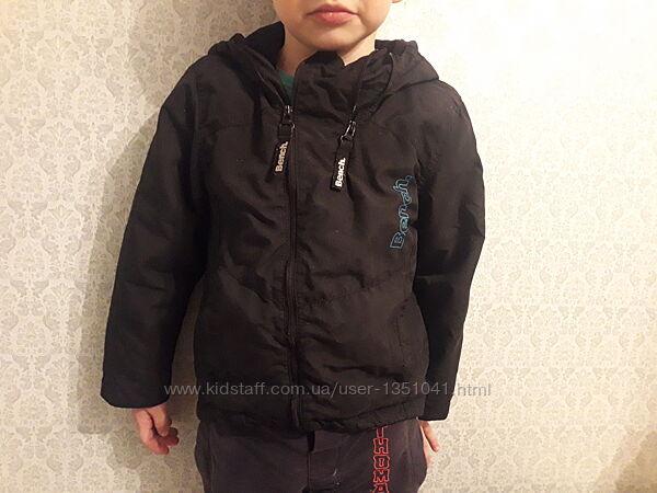 Демисезонная термо куртка 3-4 года Bench