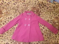 Демисезонное женское пальто, для беременной р.38 42-44