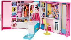 Гардеробная комната мечты Барби, новая версия 2020. Barbie Dream Wardrobe
