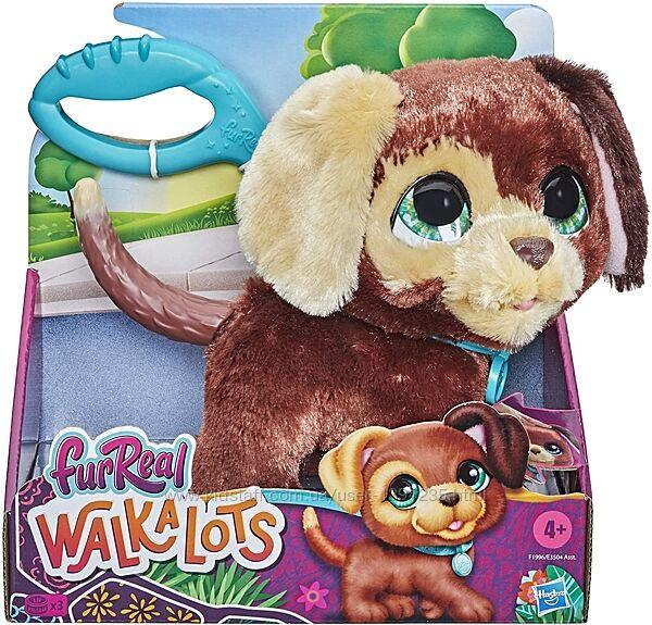 Furreal Friends Интерактивный Щенок на поводке от Hasbro FurReal Walkalots