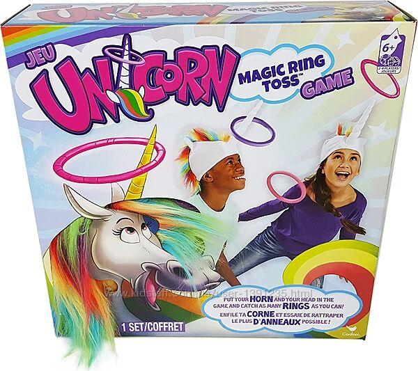 Игра Бешеный единорог спин мастер Spin Master Magic Unicorn Ring Toss Game