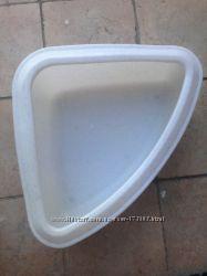 Туалет -лоток угловой